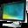 32x32 of Monitor Vista