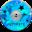 32x32 of Autorate Blue