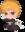 32x32 of Ichigo Bleach Chibi Nr  3 by rukichen