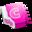 32x32 of Pink CandyBar