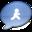 32x32 of iChat Aqua AIM
