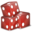 32x32 of Dices