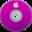 32x32 of Apple Purple