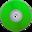 32x32 of Blank Green