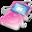 32x32 of ipod video pink apple