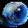 32x32 of Globe