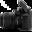 32x32 of Nikon D40 left