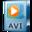 32x32 of AVI File