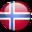 32x32 of Norway Flag