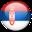 32x32 of Serbia Flag