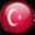32x32 of Turkey Flag