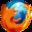 32x32 of Firefox