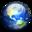 32x32 of Earth