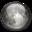32x32 of Moon