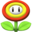 32x32 of Fire Flower