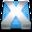 32x32 of azul