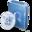 32x32 of Kubuntu disc