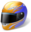 32x32 of Motorsport Helmet