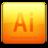 48x48 of Ai CS3 Icon (clean)