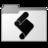 48x48 of Folder Actions Setup white