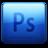 48x48 of Adobe Photoshop CS3 Icon (clean)