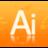 48x48 of Adobe Illustrator CS3