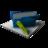 48x48 of Blue Folder Full Edit