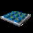 48x48 of Calculator Blue