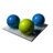 48x48 of Three Balls