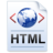 48x48 of Document Code HTML