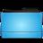 48x48 of Folder blue