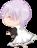 48x48 of bleach Chibi Nr  8 Ichimaru by rukichen