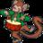 48x48 of Monkey 3