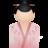 48x48 of Kimono women pink