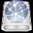 48x48 of iDisk Graphite
