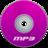 48x48 of Mp3 Purple