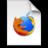 48x48 of FirefoxMacDocument