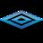 48x48 of Umbro blue logo
