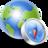 48x48 of Globe compass