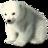 48x48 of Baby Polar Bear