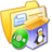 48x48 of Folder Yellow Software Linux