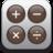 48x48 of iPhone Calculator