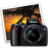 48x48 of nikon d40 iphoto icon by darkdest1ny