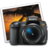 48x48 of sony a350 iphoto icon by darkdest1ny