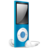48x48 of iPod Nano blue off