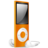48x48 of iPod Nano orange off