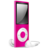 48x48 of iPod Nano pink off