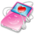 48x48 of ipod video pink favorite