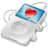 48x48 of ipod video white apple