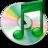 48x48 of iTunes groen